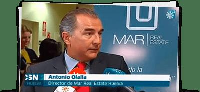 Director Mar Real Estate Huelva