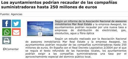 Portada Diario Murcia
