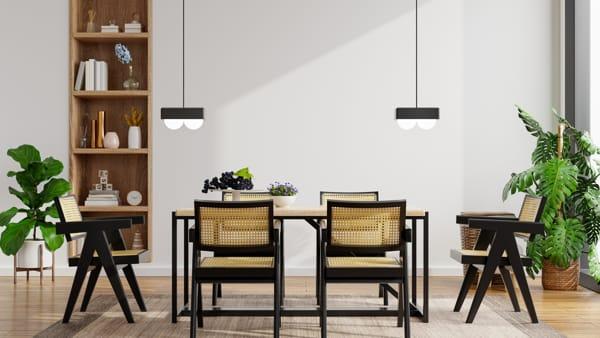 5 claves para una decoración rústica moderna